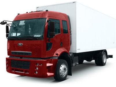 ford cargo фургон