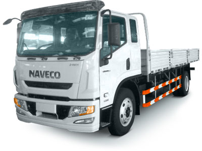 Naveco C500 12T Борт